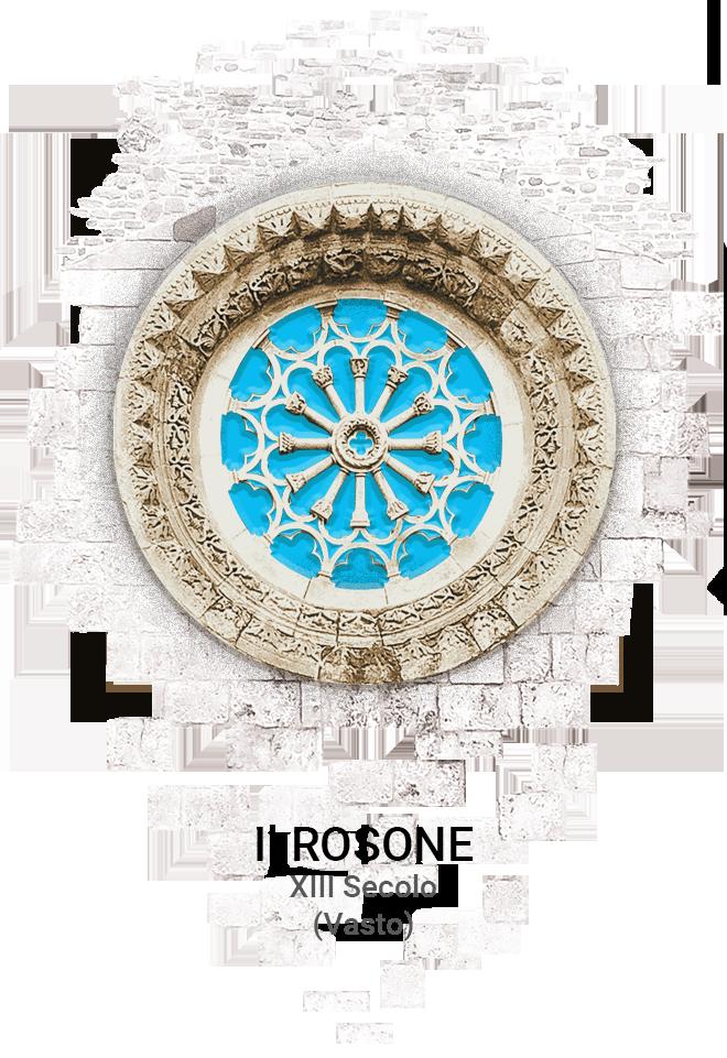 Il Rosone - XIII Secolo . Vasto