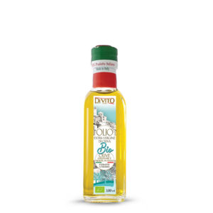 Di Vito Food Olio Extra Vergine di Oliva Biologico - 0,100 lt