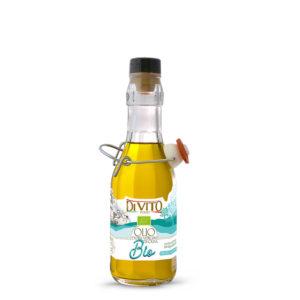 Di Vito Food Olio Extra Vergine di Oliva Biologico – Non filtrato – 0,250 lt