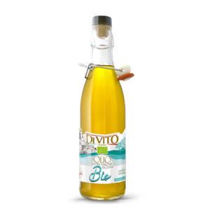 Di Vito Food Olio Extra Vergine di Oliva Biologico – Non filtrato – 0,500 lt