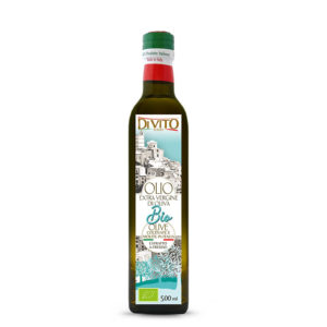 Di Vito Food Olio Extra Vergine di Oliva Biologico - 0,500 lt