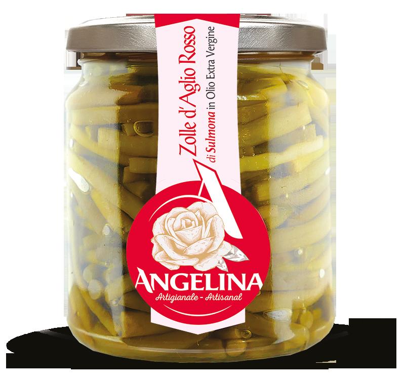 angelina zolle d'aglio di Sulmona