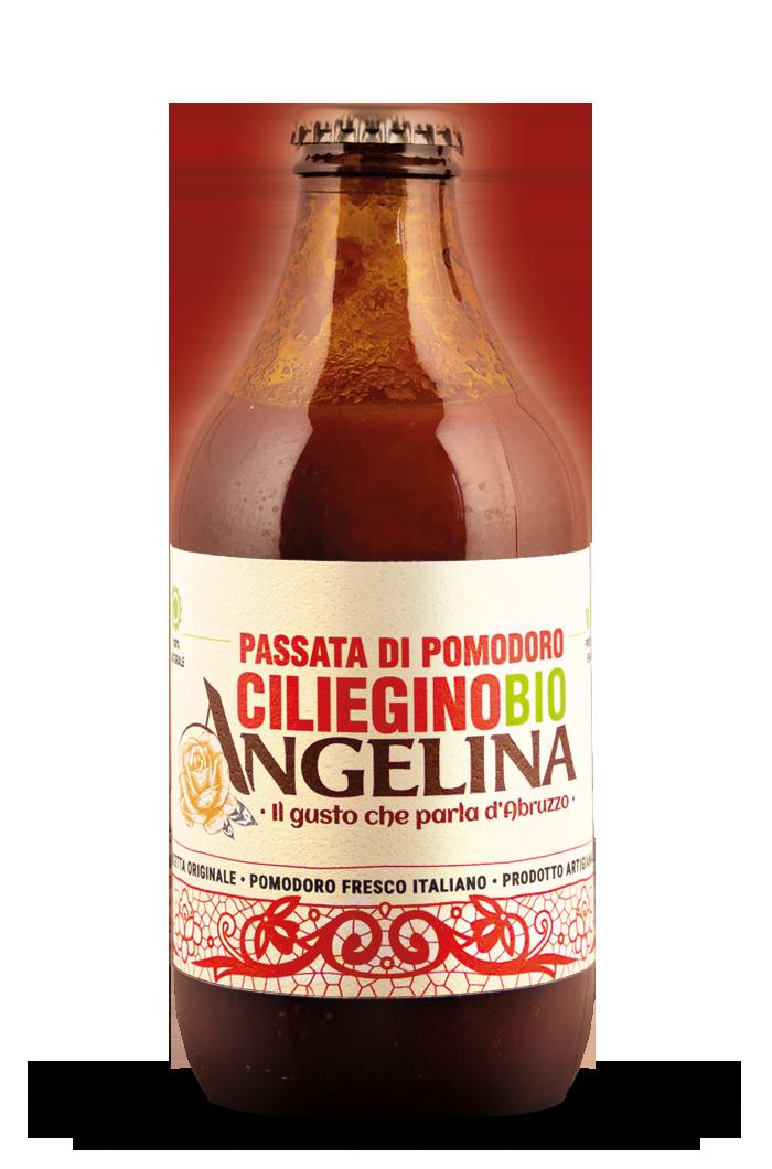 Angelina passata di pomodoro ciliegino BIO